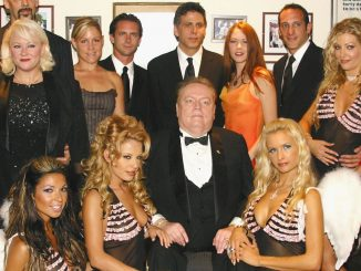 Larry Flynt Screw Magazine Tribute 1